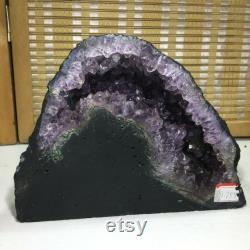 Amethyst cluster quartz huge amethyst crystal amethyst agate geode healing crystal clear quartz cluster