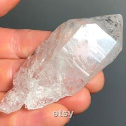 Astonishing Raw ALL NATURAL ET Extra Terminations Self-Healed Quartz High Frequency Vibrations Energy Worker Crystal. Raise Your Vibration