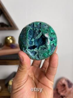 Azurite Sphere (Peru)