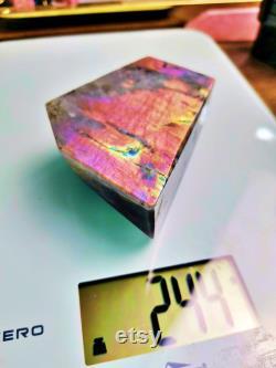 Labradorite Violette (rare)