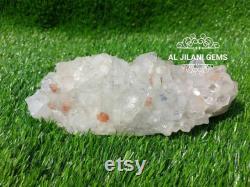 Large Apophyllite Cluster , Zeolite Cluster , Stilbite Crystal ,clear white apophyllite Cluster , 1 Piece 3 Kg