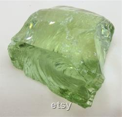 Luminescent Pleiadian Green Andara Crystal Lady Nellie Andara 116 gr Light Grid Keepers of the Earth Archangel Raphael Healing