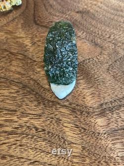 Moldavite Crystal