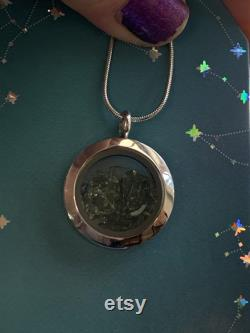 Moldavite Necklace Out of This World energy American Seller Fast Shipping