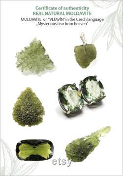 Natural Czech moldavite from Chlum, in 2021, 2.77 gram, 25x12x7 mm, lighter yellowish green color, genuine moldavite from Czech republic