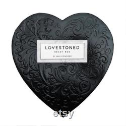 Original Lovestoned Crystal Heart Box