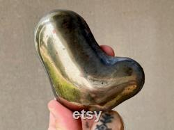 Pyrite Shaman Stone, Seer Stone (Clear Vision), Sacred River Concretion, New Find, Shaman's Gold, Protection, Colombia Z350