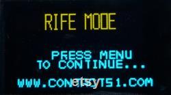 RIFE MACHINE AZ-92